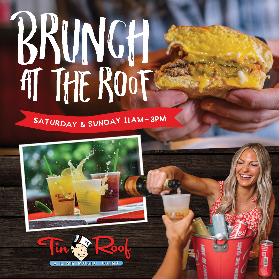 Live Music & Bottomless Mimosas Brunch!